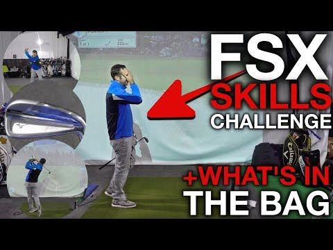 FSX Skills Challenge + What's In The Bag!