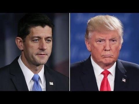 Congressman: If Ryan isn't for Trump then I'm n...
