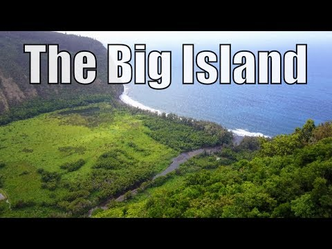 Big Island of Hawaii Travel Guide 2017 (7 AMAZING Things to