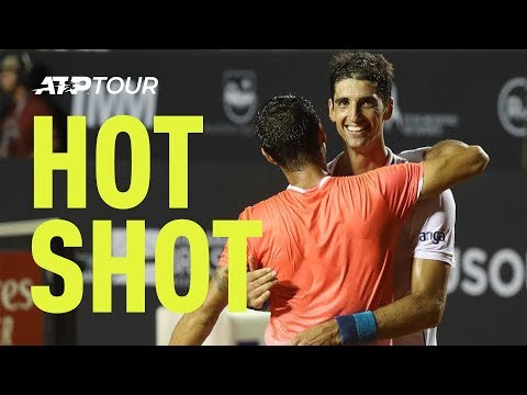 Hot Shot: Bellucci Shows Off Quick Hands At Rio 2019