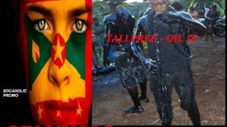 [NEW SPICEMAS 2014] Tallpree - Oil It - Grenada Soca 2014