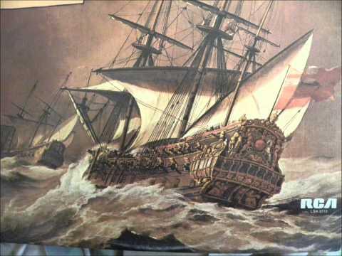 """James Cook - Circumnavigator"" - Gilbert Vinter"