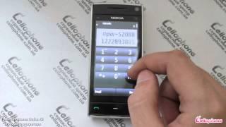 Разблокировка Nokia X6 Unlock с помощью NCK кода(Разблокировать Nokia X6, а также прошить, русифицировать и отремонтировать устройство можно в сервисном центр..., 2012-03-31T07:58:26.000Z)