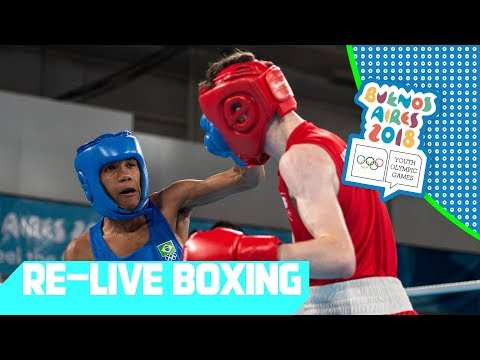 RE-LIVE | Day 11: Boxing | Youth Olympic Games 2018 | Buenos Aires