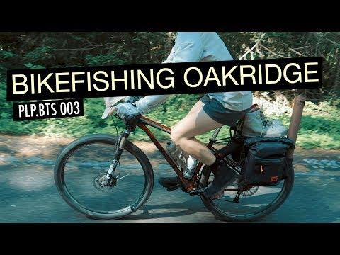 PLP.BTS Bikefishing Oakridge, Oregon (FLY FISHING BY MOUNTAIN BIKE)