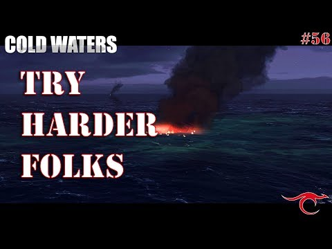 Cold Waters Ep.56 - Try Harder NATO, try harder...