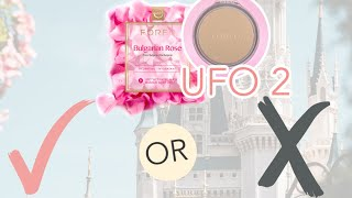 Foreo UFO 2 Bulgarian rose mask review 🌷