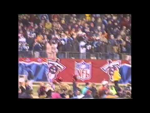 Titans AFC Celebration 2000