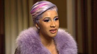 Cardi B on life since becoming a mom, why she didn\'t perform at Super Bowl halftime