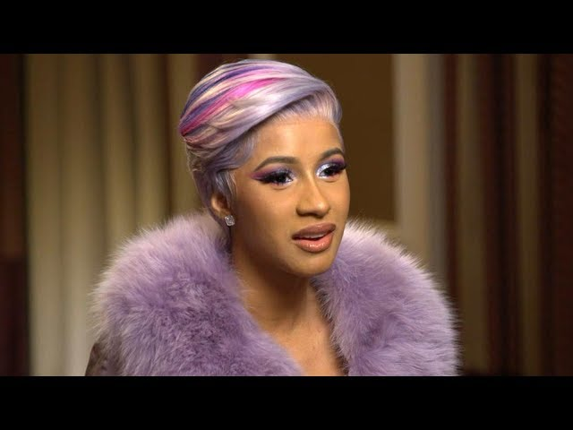 Cardi B on life since becoming a mom, why she didnt perform at Super Bowl halftime