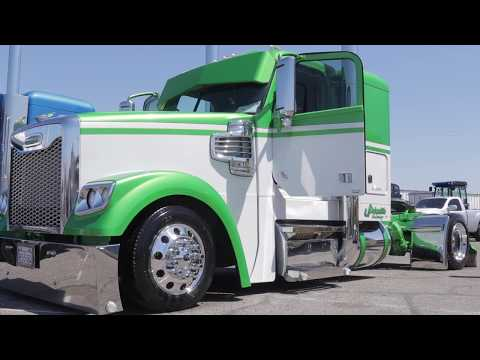 2019 Central Valley Commercial Truck Show