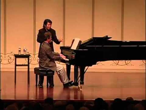 Lang Lang Piano Master Class / Lesson