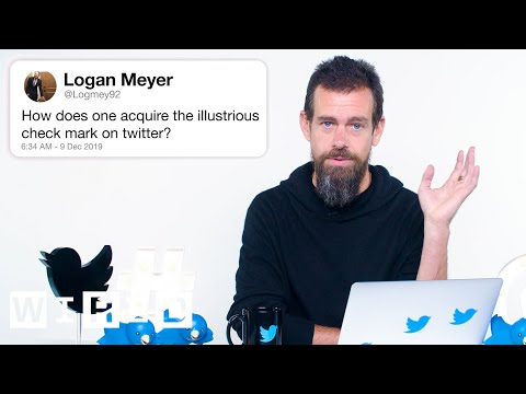 Twitter CEO reveals the guy who issues coveted blue checkmarks, and the guy is not happy about it