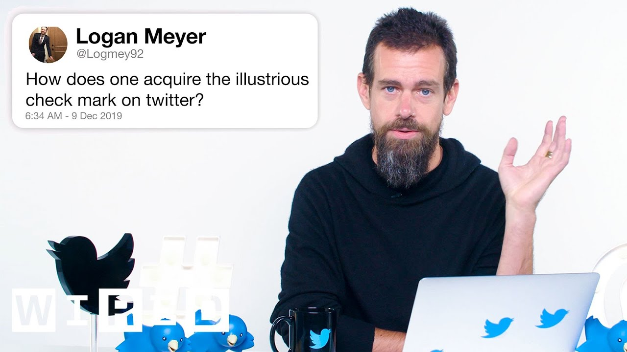 Twitter Co Founder Jack Dorsey Answers Twitter Questions From Twitter Tech Support Wired Youtube