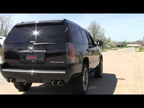 Corsa Performance Exhaust 2012 13 Cadillac Escalade Youtube