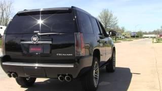 CORSA Performance Exhaust 2012-13 Cadillac Escalade