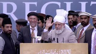 Khilafat, turning fear in to peace