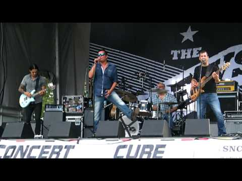 """Jace Martin - """"Free To Fly"""" live at Six Nations Music Festival"""