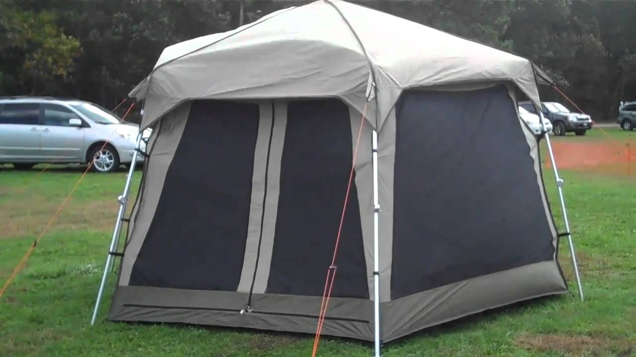 Pop Up Tent - the Black Pine Turbo Tent Screen Machine At Mighty Mite Dog Gear - YouTube & Pop Up Tent - the Black Pine Turbo Tent Screen Machine At Mighty ...