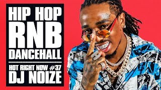 🔥 Hot Right Now #37 | Urban Club Mix April 2019 | New Hip Hop R&B Rap Dancehall Songs | DJ Noize