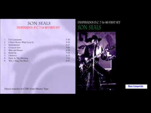 Son Seals - Desperados, WashingtonDC. 1980