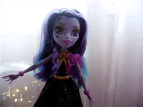 Monster high mes cadeaux de no l 2016 youtube - Monster high noel ...