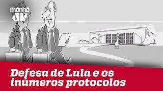 Felipe Xavier: Defesa de Lula e os inúmeros protocolos no STF