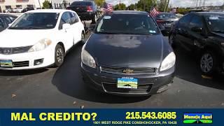 2010 Chevrolet Impala, 100% Política de Revisión de la Aplicación