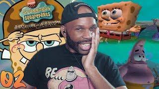 SpongeBob SquarePants Battle for Bikini Bottom Part 2 - THE HOMIE PATRICK