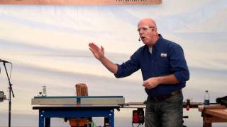 Kms Tools Woodshow Kreg Jig Seminar With Mark Eaton