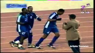 [CL 2005, 1/16 ; Retour] EST 0-1 Al-Hilal (Sudan) - But de Haytham Tambal (59') 19-03-2005 2017 Video