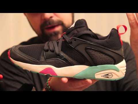 Sneaker Freaker X Puma Blaze Of Glory OG