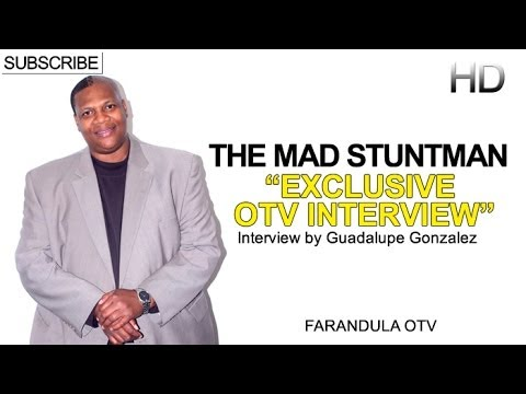 The Mad Stuntman Exclusive OTV Interview from