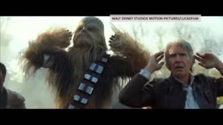 Трейлер новых «Звездных войн» вызвал неоднозначную реакцию среди фанатов