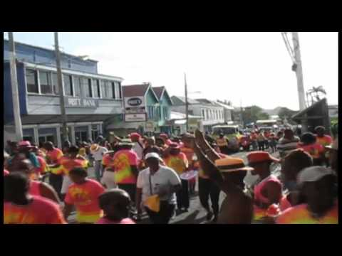 Antigua Carnival 2011 T Shirt Mass   Joe Mikes Hotel and Casino