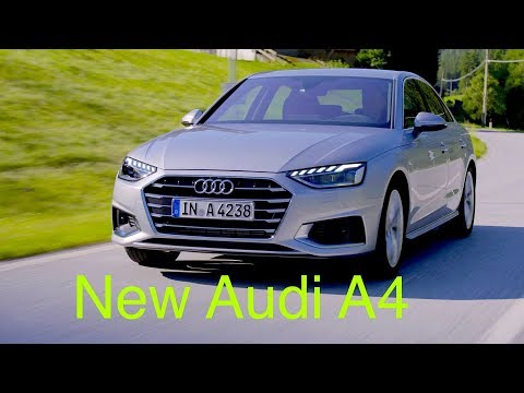 New Audi A4 Review //  Facelift and More // 2020 Audi A4