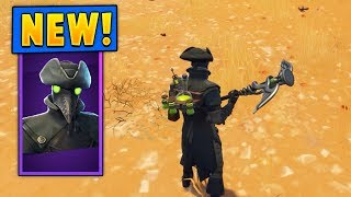 *NEW* Plague Doctor Skins + Herald's Wand Pickaxe! (Fortnite)