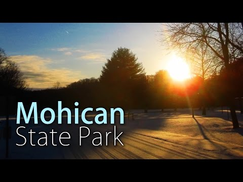 Behind the Scenes - Winter Camping at Mohican State Park