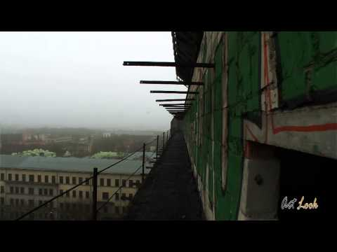 Exploring abandoned buildings. Lithuania Kaunas city (part 1)