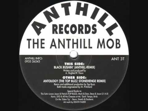 The Anthill Mob - Black Rushin' (Anthill Remix) (1993)