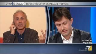 """Marco Travaglio: """"Siamo governati da incapaci"""""""