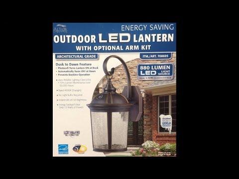 Costco Led Lantern Repair You