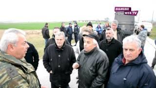 Ξεκίνησαν εργασίες στο κέντρα προσφύγων ν.Κιλκίς-Eidisis.gr webTV