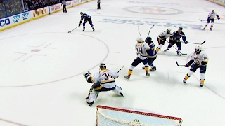 Parayko shows patience to beat Rinne five-hole