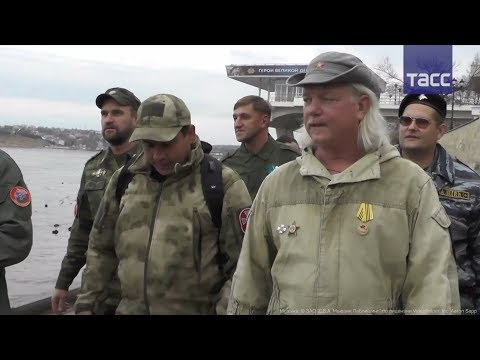Американский доброволец рассказал о ситуации в Донбассе