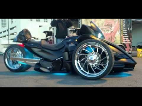 Can Am Spyder Youtube