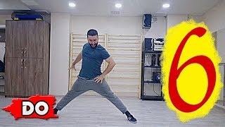 Уроки Лезгинки - Часть 6 | Lezginka Video Dersliyi / YENİ 2018