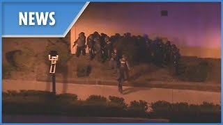 Thousand Oaks shooting: 12 dead, gunman armed with 'uzi'
