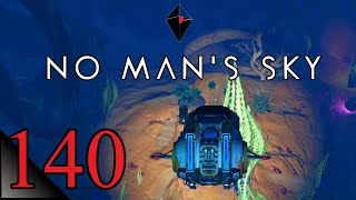 No Man's Sky 140: Exploring The Deep Oceans Of A Frozen Planet... Let's Play Visions Gameplay