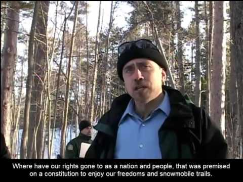USFS Special Agent Chris Fors Gestapo Tactics